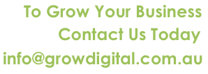 Contact Grow Digital