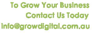 Contact Grow Digital